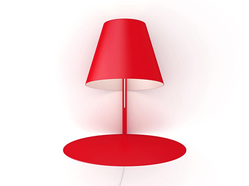 Alux Lamp-cum-Table 3