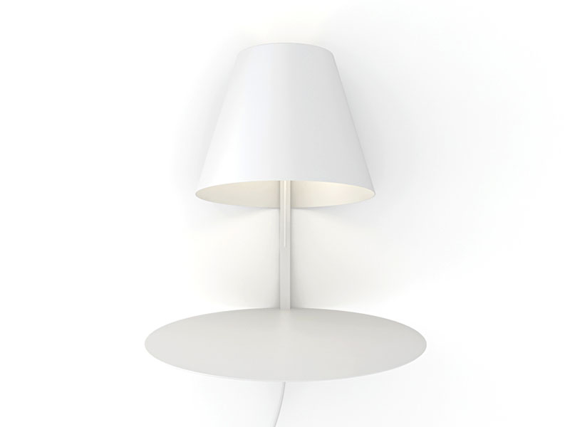 Alux Lamp Cum Table By Christian Vivanco