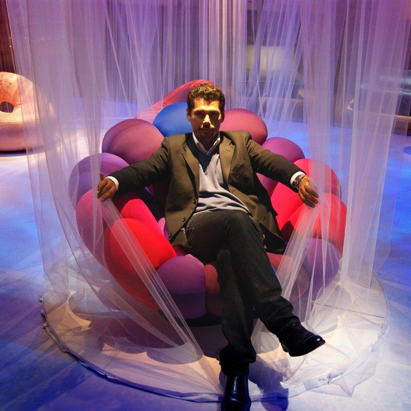 Anemone Chair 4