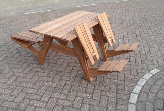 Another Picnic Table 3