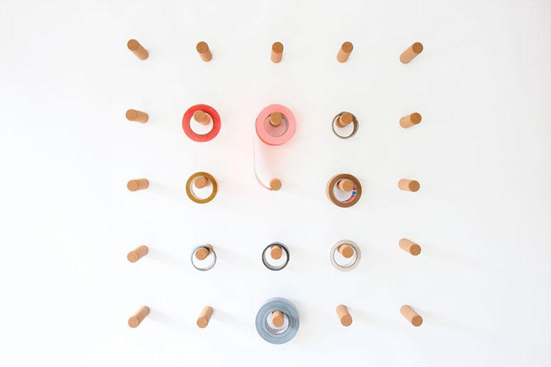 Cork Peg by molo design 2