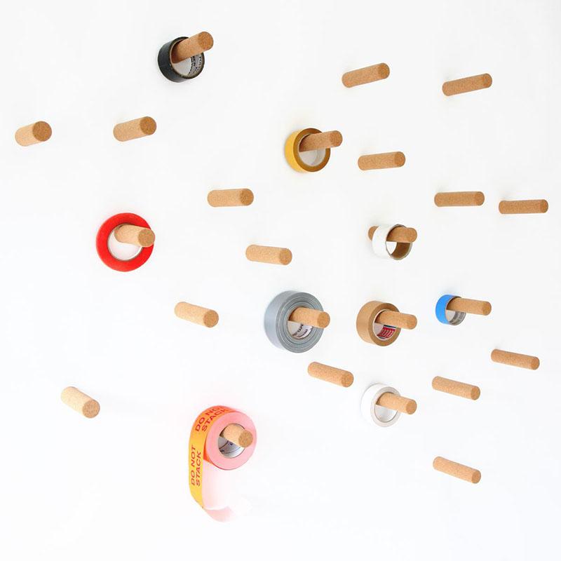 Cork Peg by molo design 3