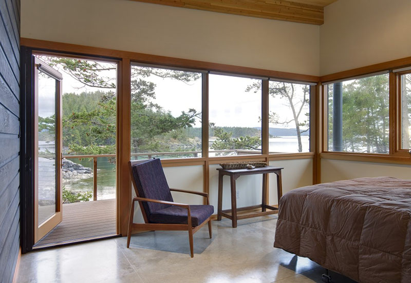 Cortes Island Residence 13