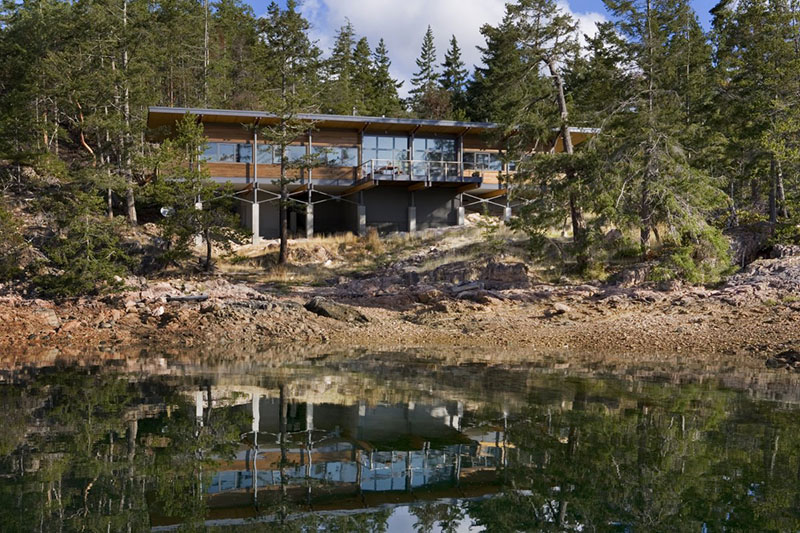 Cortes Island Residence 2