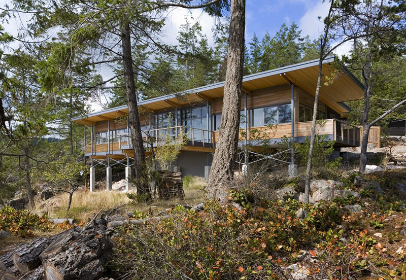 Cortes Island Residence 3