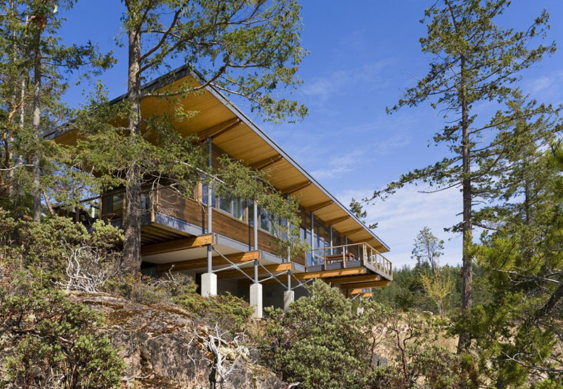 Cortes Island Residence 4