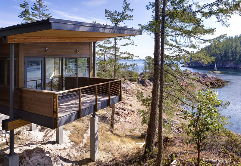 Cortes Island Residence 5