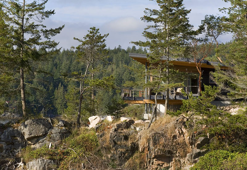 Cortes Island Residence 7