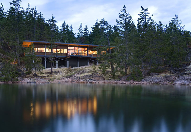 Cortes Island Residence 8
