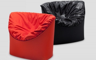 Crash Armchair by Konstantin Grcic