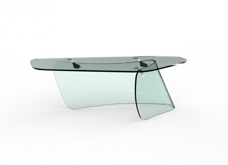 Graph Glass Table 1