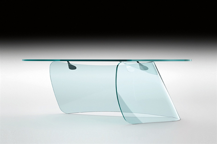 Graph Glass Table 4