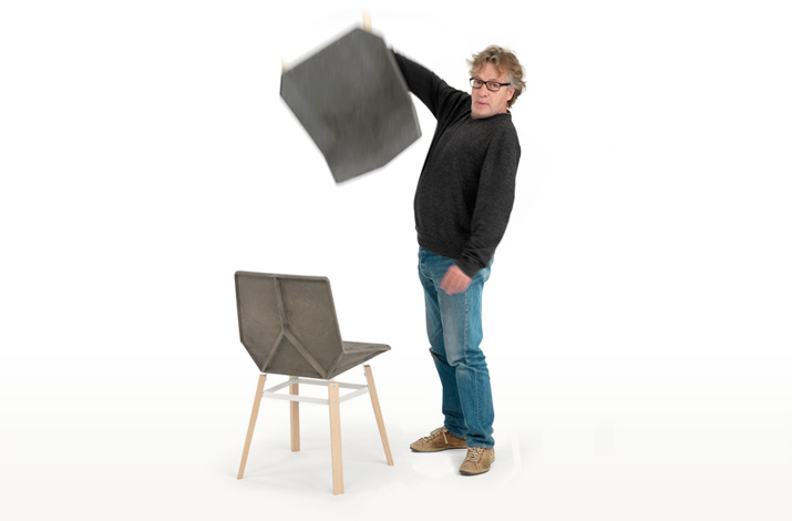 100% Recyclable Green Chair 7