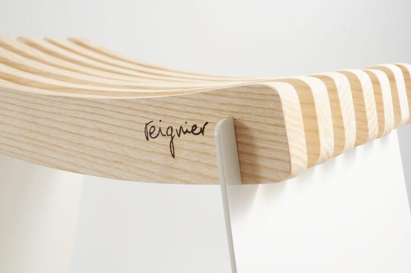 Henri Stool Design 5