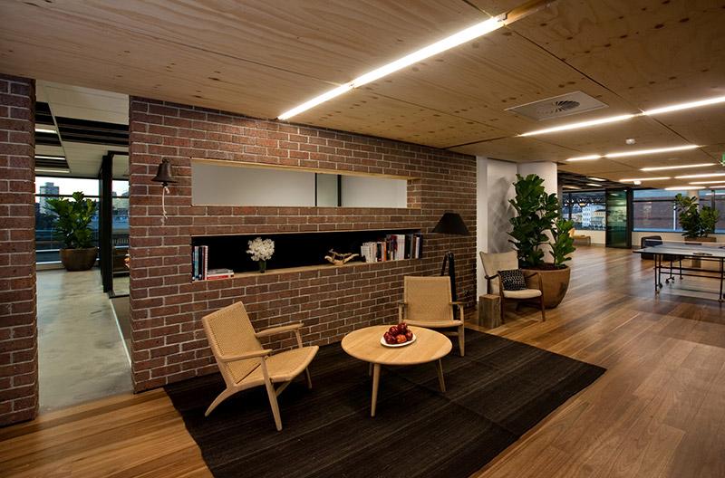Leo Burnett Office Interiors 3