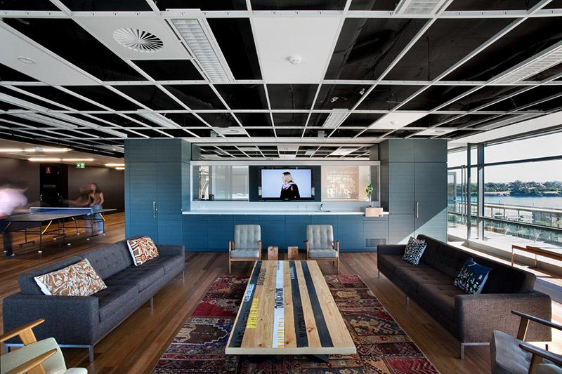 Leo Burnett Office Interiors 4