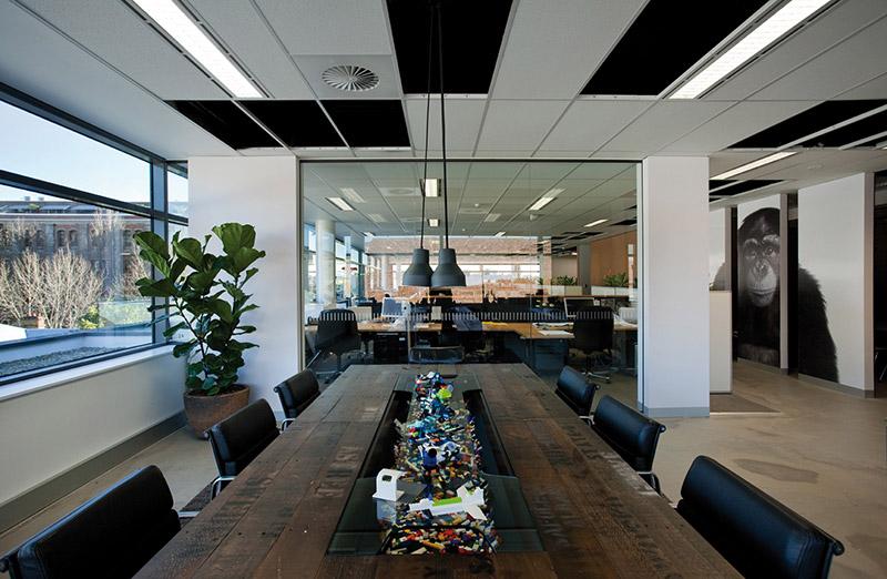 Leo Burnett Office Interiors 5