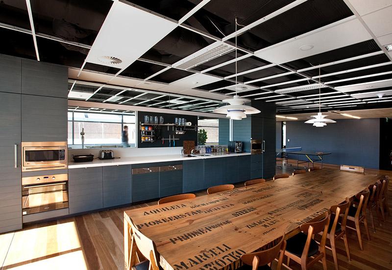 Leo Burnett Office Interiors 6