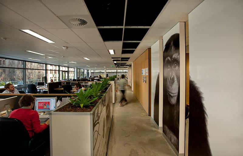 Leo Burnett Office Interiors 7