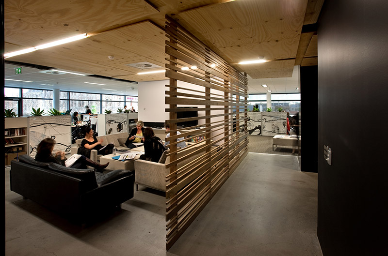 Leo Burnett Office Interiors 8