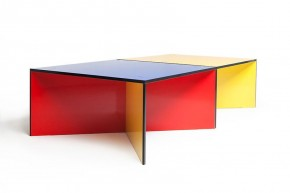 NZELA Table by Lincoln Kayiwa