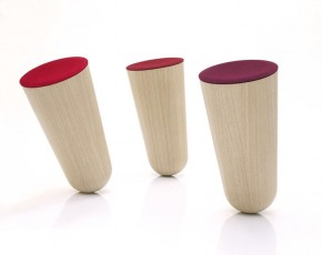Out of Balance Stool by Thorsten Franck