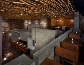 Pio Pio Restaurant Interiors by Sebastian Mariscal Studio