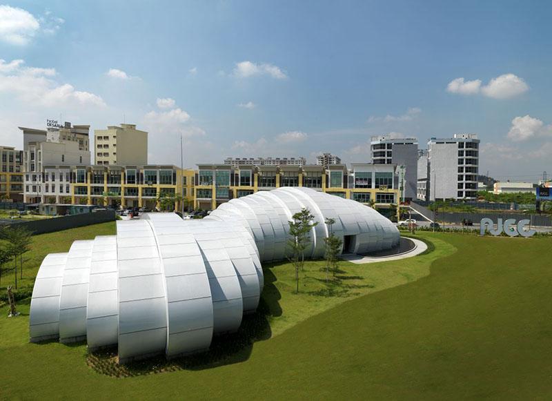 Pod Exhibition Pavilion 2