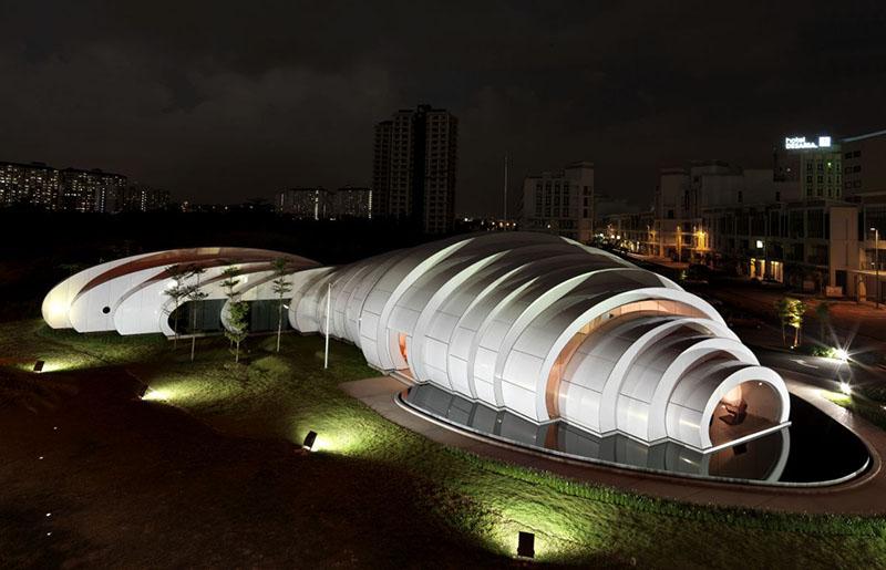 Pod Exhibition Pavilion 3