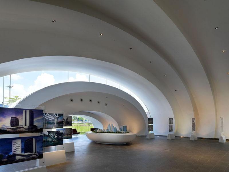 Pod Exhibition Pavilion 4