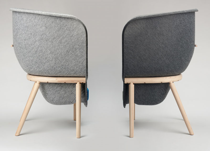 Pod Privacy Chair 4