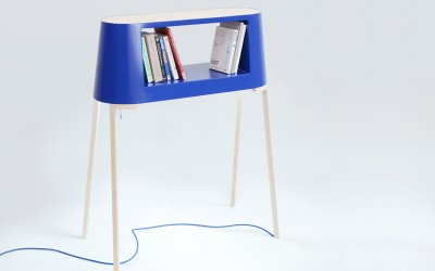 Readme – Bookshelf cum Reading Lamp