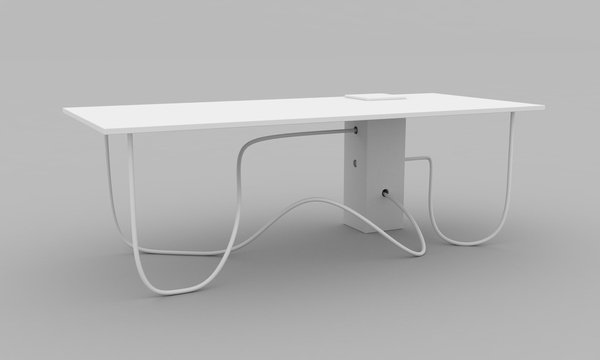 String Theory Dining Table 1