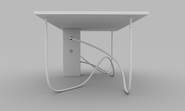 String Theory Dining Table 3