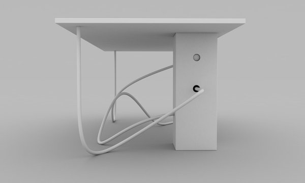String Theory Dining Table 4
