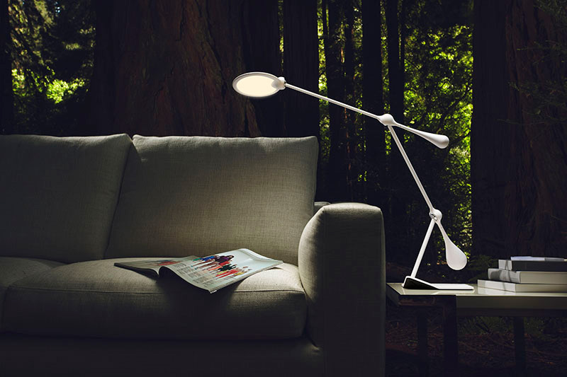 Trapeze LED Table Light 1
