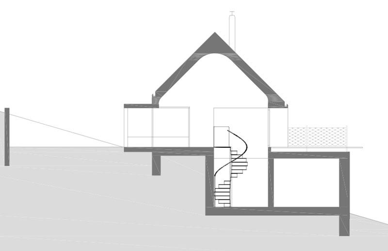 Family House in Vseradice 9