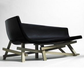 Adna Chaise by David Weeks for Matter
