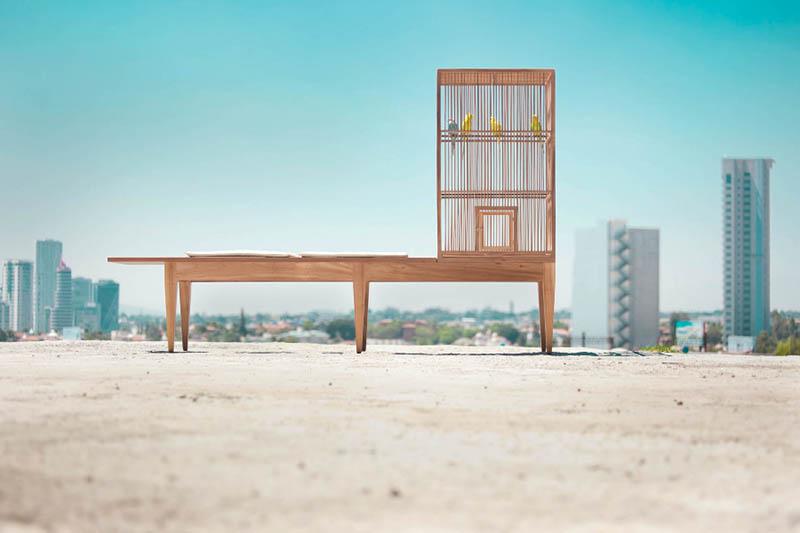 Banca Familiar Outdoor Furniture 1