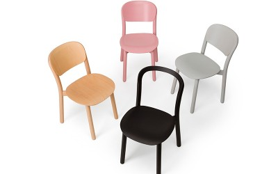 Beech Chair by DUM