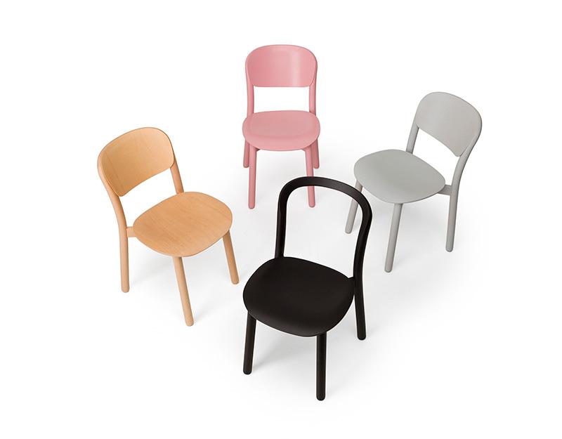 Beech Chair 1