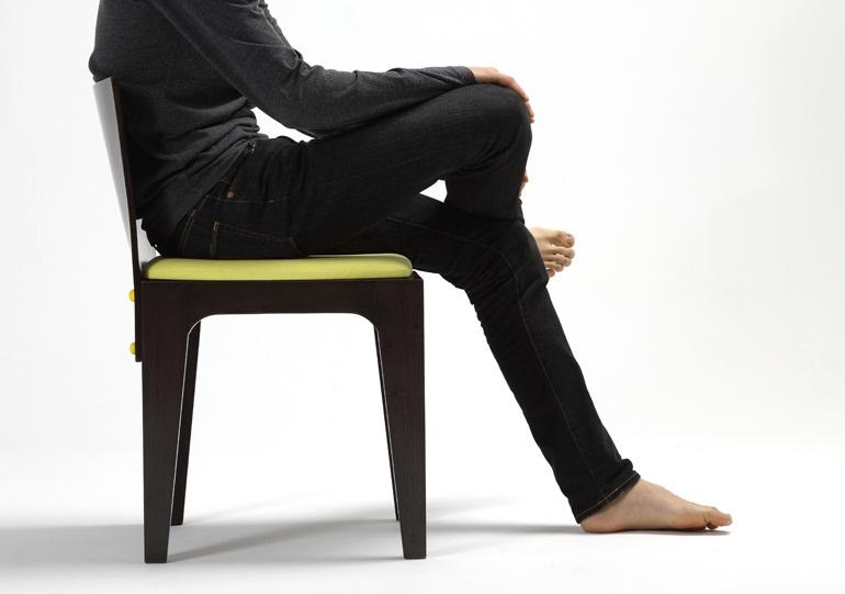 Button Chair 2