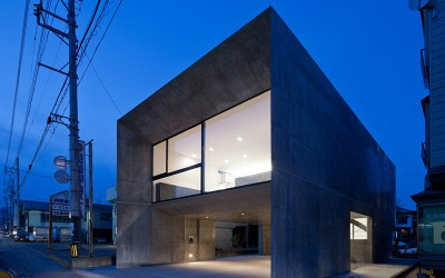 Cadre House by Apollo Architects & Associates