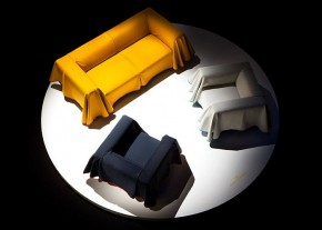 Cape Sofa by Konstantin Grcic for Established & Sons