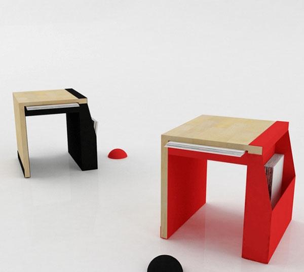 Folder Chair by Vladimir Paripovic 2
