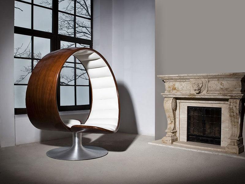 Hug Chair by Gabriella Asztalos 1