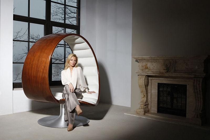 Hug Chair by Gabriella Asztalos 2