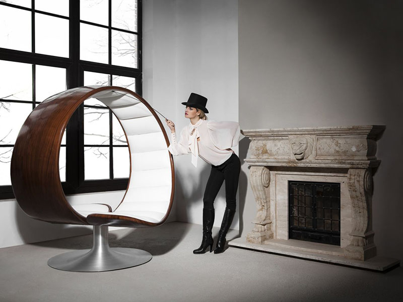 Hug Chair by Gabriella Asztalos 3