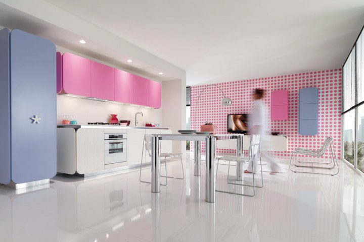 IT-IS Kitchen by Gruppo Euromobile 2