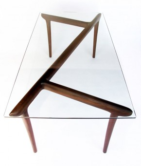 Ko Dining Table by In Elements Designs